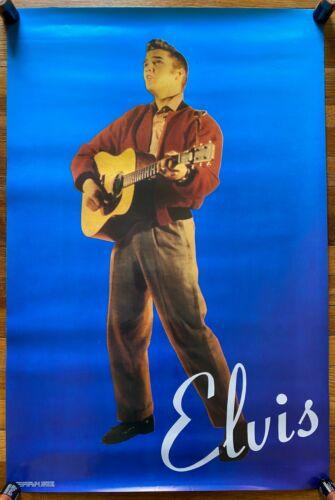 Elvis Presley RARE import poster