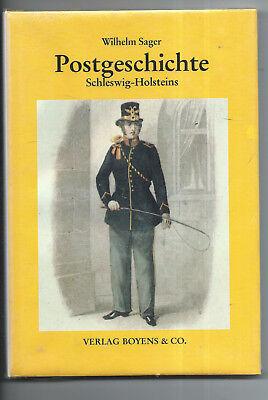 Wilhelm Sager - Postgeschichte Schleswig-Holsteins