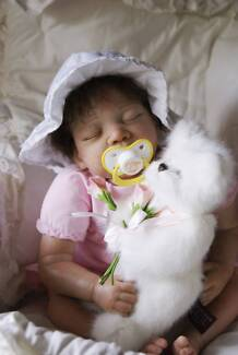 REBORN DOLL ZOEY Woodend Macedon Ranges Preview