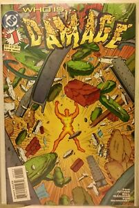 DC Damage Vol.1 #1 (1994)