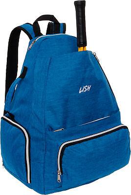 game point tennis racket holder backpack bag
