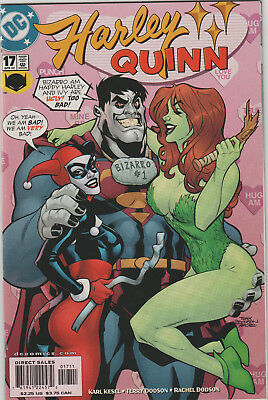 HARLEY QUINN #17 DC Comics 2002 Gotham City Sirens Poison Ivy Batman