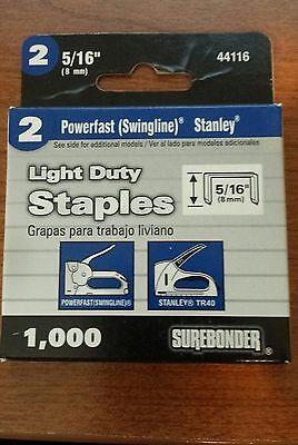 516 Swingline 101 Vintage Staplegun Staples Stanley Bostich Craftsman Ace