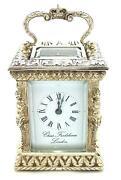 Miniature Carriage Clock
