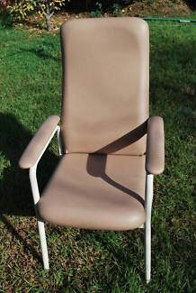 Aged care Chair with adjustable height legs Royal Park Charles Sturt Area Preview