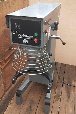 Varimixer W30a R30 Commercial 30 Qt Food Mixer With Bowl Guard