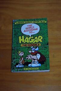 Hagar the Horrible Comic Book Cranbrook Townsville City Preview