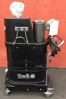 Ruwac Workhorse Ds1000 Hepa Industrial Vacuum W Hepa Filtration And Accessories