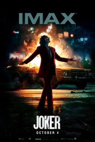 Joker movie poster (f)  - 11 x 17 inches - Joaquin Phoenix