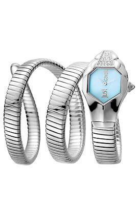 Just Cavalli Women's JC1L022M0115 Glam Chic Stainless Steel Wristwatch