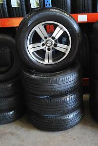 4 SET SPORT ALLOY WHEELS 5X114 STUD PATTERN + GOOD CONDITION Virginia Brisbane North East Preview