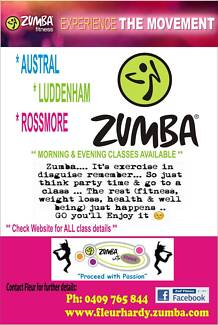 Zumba Fitness Austral Liverpool Area Preview