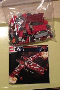 Lego Star Wars 9497 Republic Striker Class Starfighter