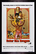 Bruce Lee Original Movie Poster