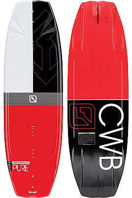 Cwb Tabla Co. Puro Hombre Usuario Amistoso Wakeboard 141cm Blanco Negro Roja segunda mano  Embacar hacia Spain