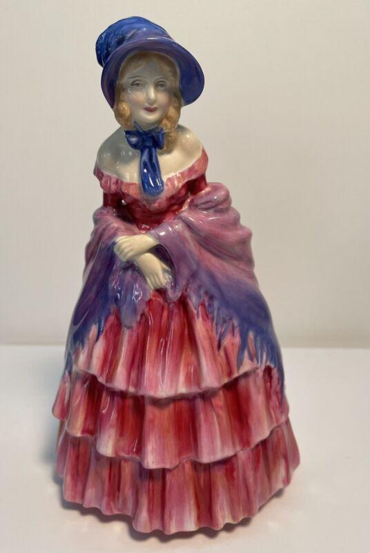 "Royal Doulton Figurine ""A Victorian Lady"" HN728"