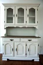 French provincial dresser/sideboard/buffet and hutch Moorooka Brisbane South West Preview
