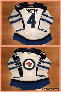 watch ad832 90f94 Winnipeg Jets Game Worn | Kijiji in Winnipeg. - Buy, Sell ...