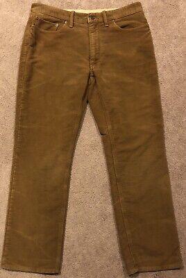 Polo Ralph Lauren Men's 381 Khaki Pants Size 34X30 34/30