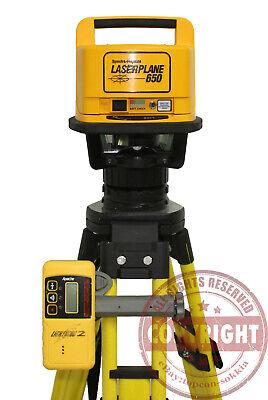 Spectra Precision L650 Rotary Laser Level Transit Laserplanetopcontrimble