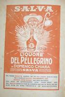 Roma_antica Distilleria_salva_liquore Del Pellegrino_domenico Chiara_pubblicita' -  - ebay.it