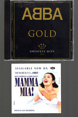 ABBA - Gold - Greatest Hits CD 1992 Polydor 19 Tracks PERFECT DISC