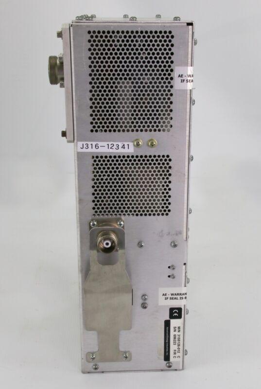 12341 Advanced Energy Rf Navigator Rf Match 3155126-012