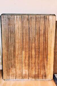 Vintage Mahogany Table Tops