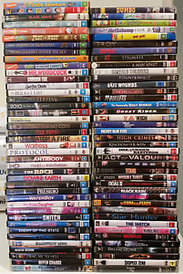 DVD COLLECTION 81 MOVIES Ipswich Ipswich City Preview