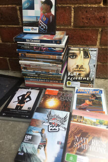 ALL DVDS FOR $5 THE LOT!!! QUICK SALE MUST GO