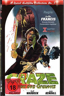 Craze , Demon Master , big hardbox edition , 100% uncut , Dämon des Grauens , C](Halloween Craze)