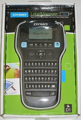 Factory Sealed Dymo Label Manager 160 Label Maker B10