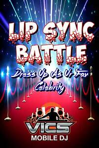 Lip Sync Battle Kelso Bathurst City Preview