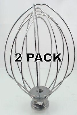 2 Pk, Stand Mixer 5 Quart Wire Whip for KitchenAid K5AWW, WP