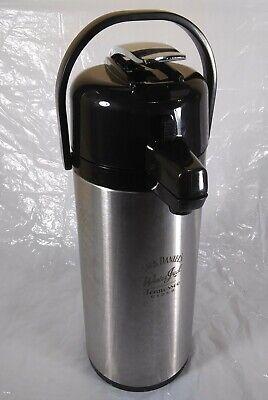 Jack Daniels Winter Jack Tennessee Cider 2.2l Coffee Server Beverage Dispenser