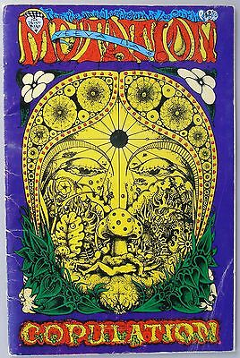Veeva La Mutations Copulation  Art Book By Lee Conklin  Print Mint  1971