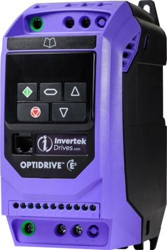 VFD - 0.5HP 2.3A 200V-240V 1Ph/3Ph IP20 - Invertek E3 - VFDexchange