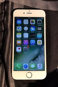 Gold iPhone 6 (Koodo/Telus) w/Charger, Screen Protector, 2 Cases