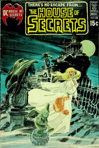 House of Secrets #88 (Oct-Nov 1970, DC) - Fine