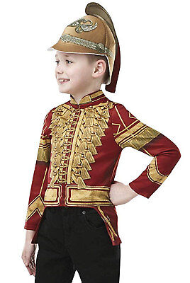 Victorian Soldier Costume (Royal Prince Philip Disney Nutcraker Army Military Victorian Fancy Dress)
