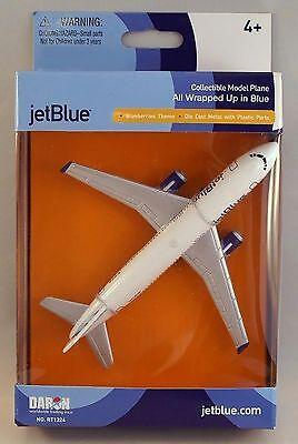 Daron Realtoy Rt1224 Jetblue Airbus A320 Reg  N636nb 1 300 Diecast  New