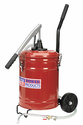 (Sealey TP17 Gear Oil Dispensing Unit 20ltr Mobile)