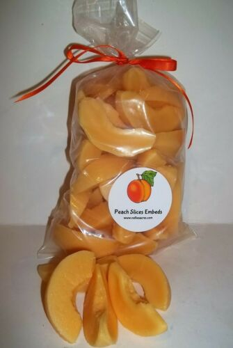 NELLIES ACRES PEACH SLICE EMBEDS..