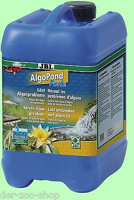 JBL AlgoPond Forte 5 l  Löst Algenprobleme 24 Std.Versand