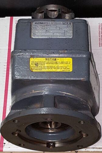 ULTRAMITE (FALK) 04UCBN2A20.A1A Gearbox Speed Reducer, Ratio 20.23, M.F. 56