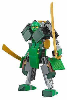 LEGO 11909 NINJAGO LLOYD GARMADON MINIFIGURE AND NINJA MECH NEW SEALED POLYBAG