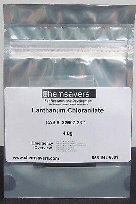 Lanthanum Chloranilate 4.8g