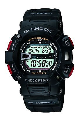 NEW Casio Men's G-Shock Mudman Watch G-9000-1VSDR