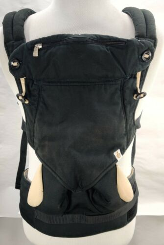 Ergo Baby Four Position 360 Carrier Black And Camel Baby Carrier - $29.99