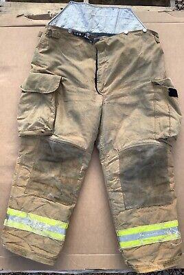 Lion Janesville Turnout Bunker Pants Fire Fighting Firefighter Gear 44r